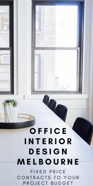 Office Interior Design Melbourne